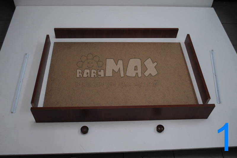 Схема сборки кроватки чунга чанга 591