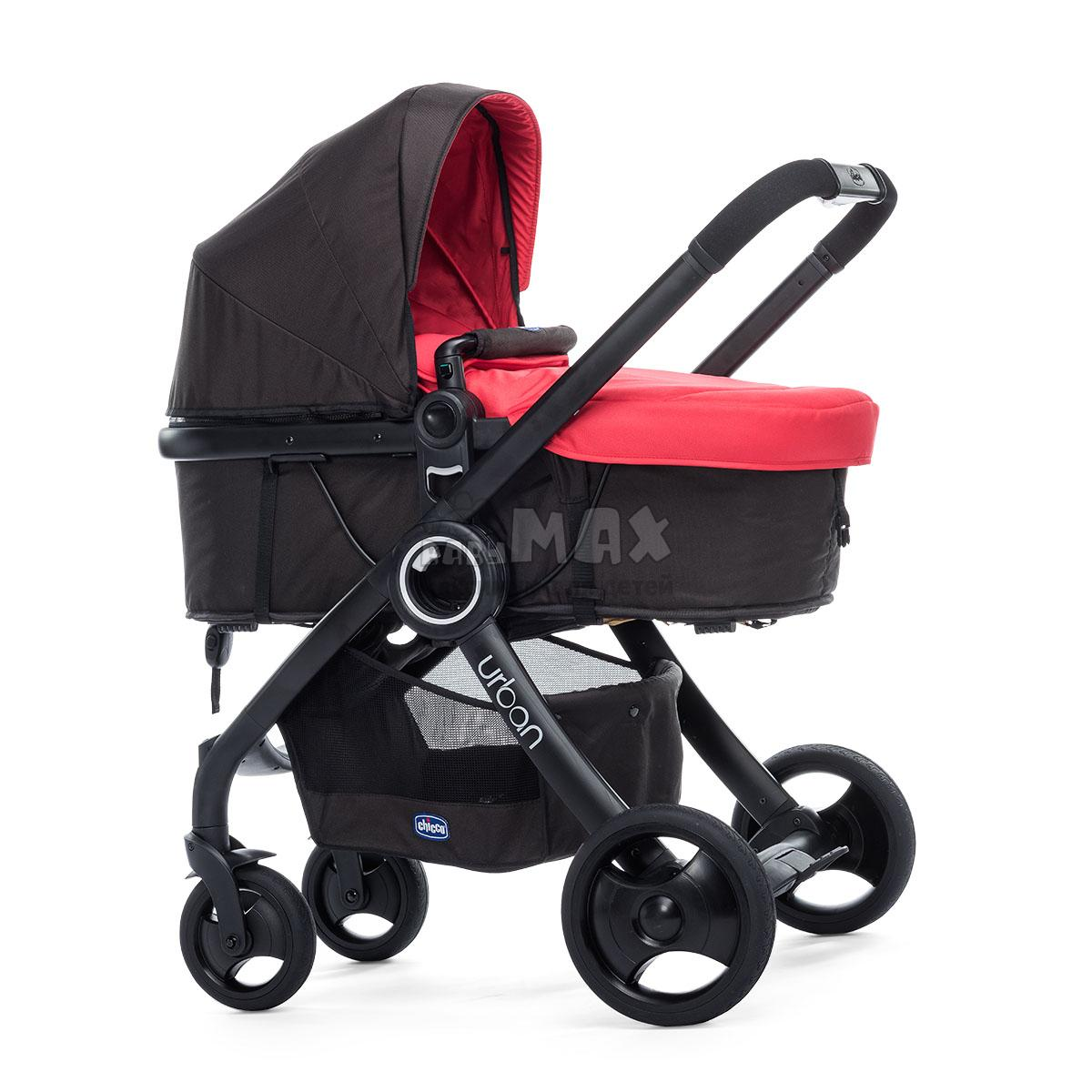 Коляска 2 в 1 Chicco Urban Plus Crossover Stroller